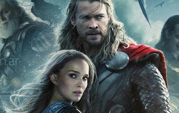 Chris Hemsworth Talks 'Thor: The Dark World'
