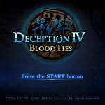 Deception IV: Blood Ties Review – Imma Let You Finish…