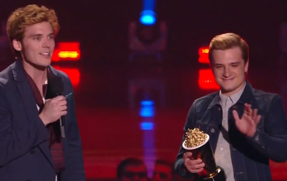 MTV Movie Awards: The Hunger Games: Catching Fire