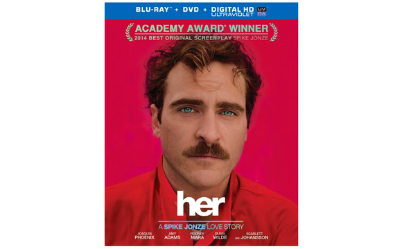 'Her' DVD Review: 2013's Best Film