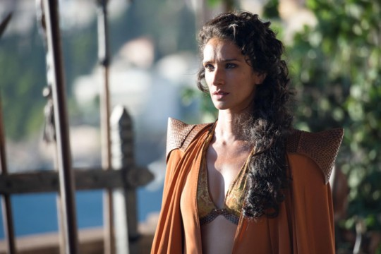 Pictured: Indira Varma Credit: Macall B. Polay/ HBO