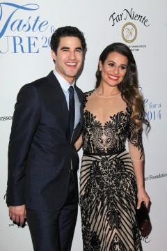 Lea Michele and Darren Criss - Photo Credit: Helga Esteb / Shutterstock.com