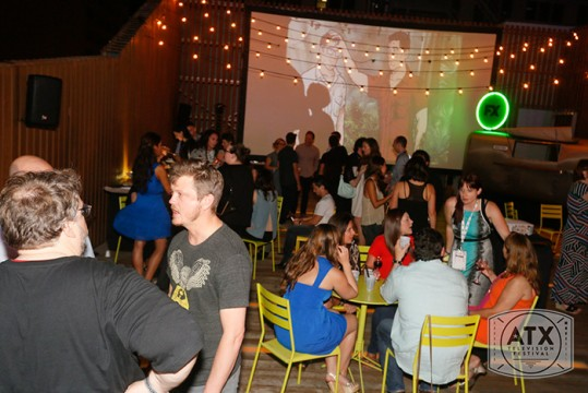 ATX Closing Night Party - Photo Credit: Jack Plunkett
