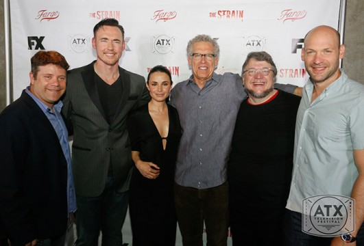 ATX Festival: The Strain Red Carpet