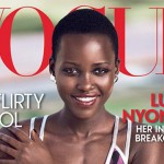 Lupita Nyong'o Stuns on her First Cover of 'Vogue'