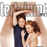 Anna Paquin Poses Naked and in a Coffin on New 'True Blood' EW Cover