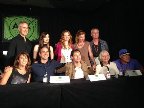 ATX Festival: Everwood Press Conference