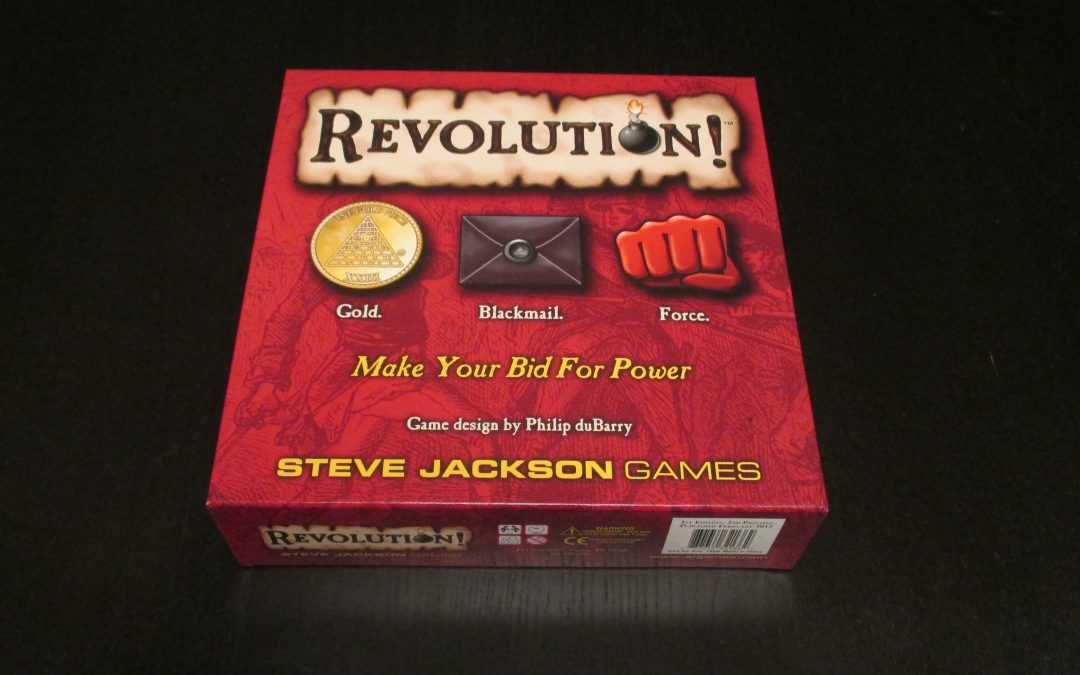 Revolution Review – The Revolution Will Not Be Civilized