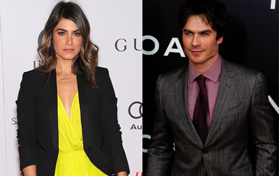 vampire diaries dating twilight Nikki reed and ian somerhalder are officially married the twilight actress married a fellow vampire star on sunday in malibu, california in the photos fr.
