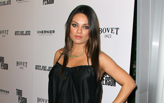Mila Kunis - Photo Credit: FayesVision/WENN.com