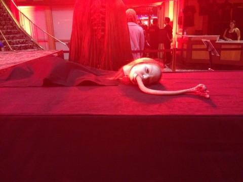 FX's The Strain - Comic-Con 2014