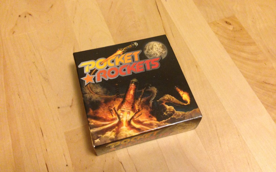 Pocket Rockets Review – Race to Space
