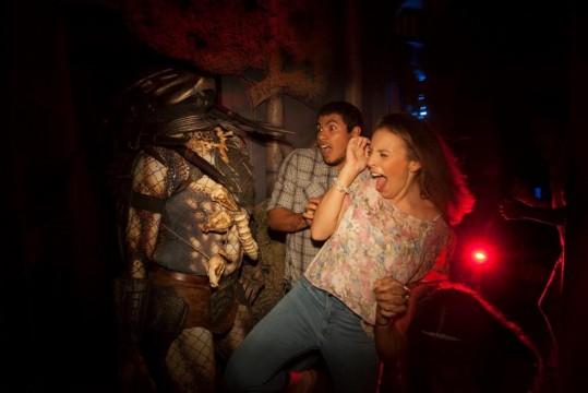 Alien Vs Predator - Halloween Horror Nights