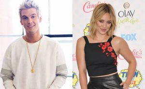 Aaron-Carter-Hilary-Duff