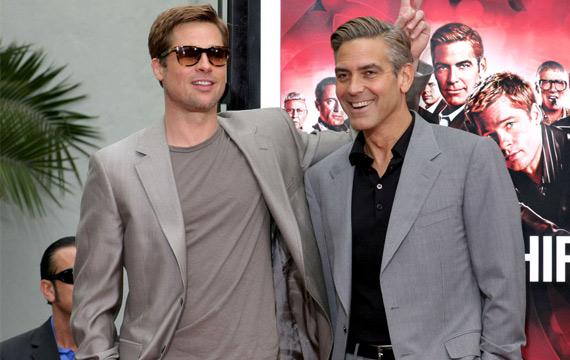 Brad-Pitt-George-Clooney