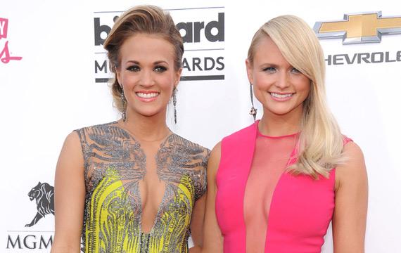 Carrie-Underwood-Miranda-Lambert