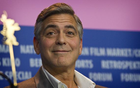 George Clooney Marries