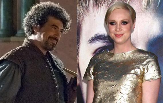 'Game of Thrones' Co-Stars Reunite on Set of 'Star Wars: Episode VII'