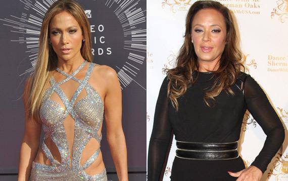 Jennifer-Lopez-Leah-Remini