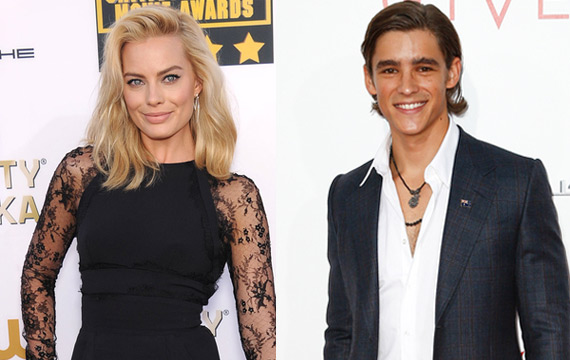 Margot Robbie and 'The Giver' Star Brenton Thwaites to Be Honored at Australians in Film Awards