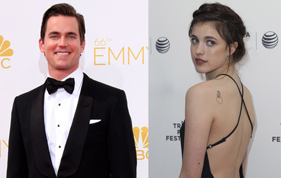 Matt-Bomer-Margaret-Qualley
