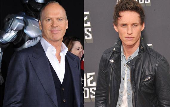 Michael-Keaton-Eddie-Redmayne
