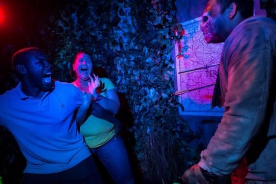 The Walking Dead at Halloween Horror Nights