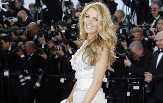 Blake Lively Stung By Bees on the Eve of Her Birthday