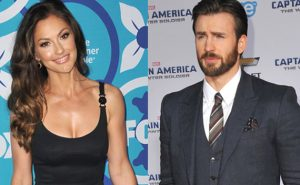 Chris-Evans-Minka-Kelly