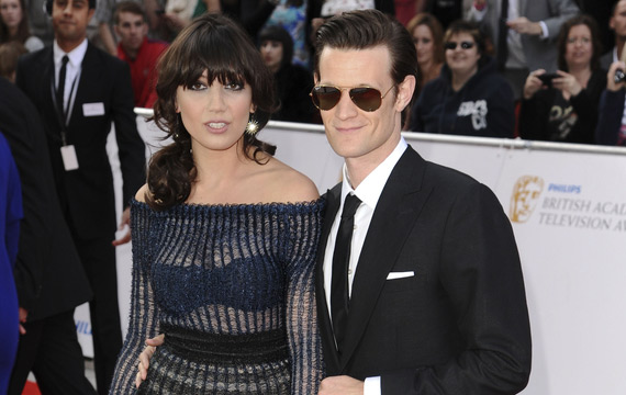 Daisy-Lowe-Matt-Smith