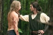 Pictured: (L-R) Joseph Morgan as Klaus and Daniel Gilles as Elijah Photo Credit: Annette Brown/ The CW