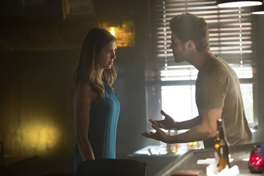 Pictured: (L-R) Nina Dobrev as Elena and Paul Wesley as Stefan Photo Credit: Bob Mahoney/ The CW