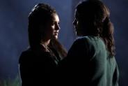 Pictured: (L-R) Nina Dobrev as Tatia and Daniel Gilles as Elijah Photo Credit: Annette Brown/ The CW