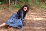 Pictured: Nina Dobrev as Tatia Photo Credit: Annette Brown/ The CW