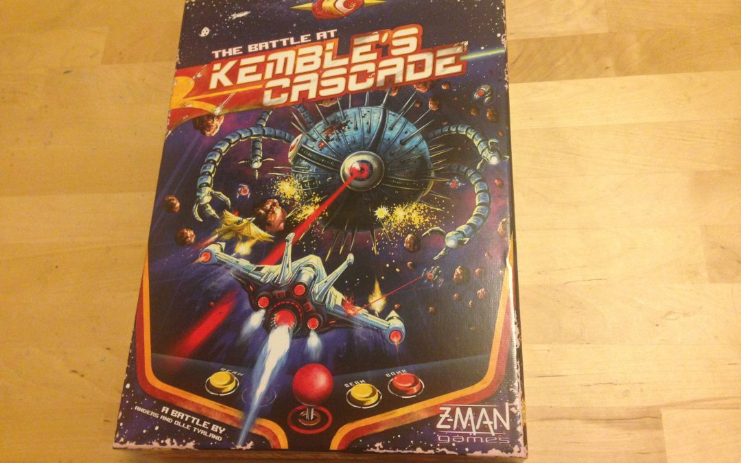 The Battle at Kemble's Cascade Review – Coin-Op Carnage