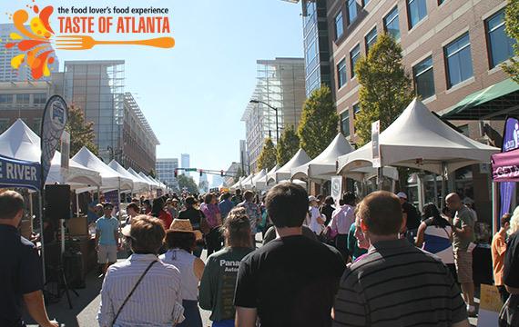 FanBites: Highlights and Favorites from Taste of Atlanta 2014