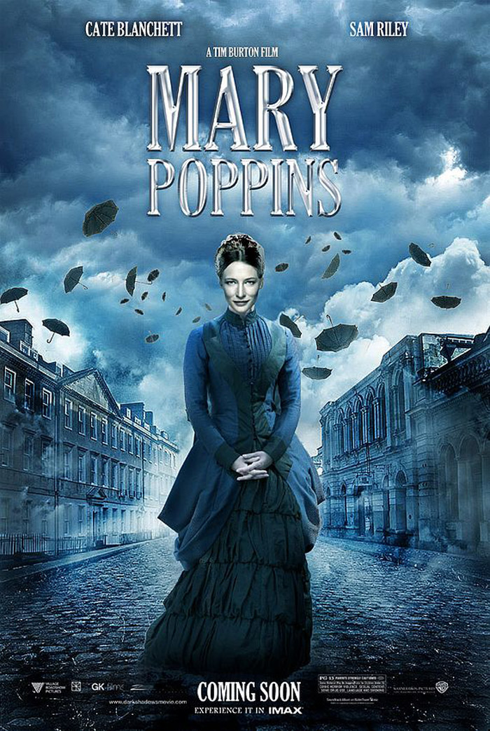 Fake Mary Poppins