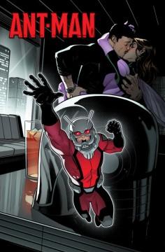 Marvel's Ant-Man #1 Shrinking Variant