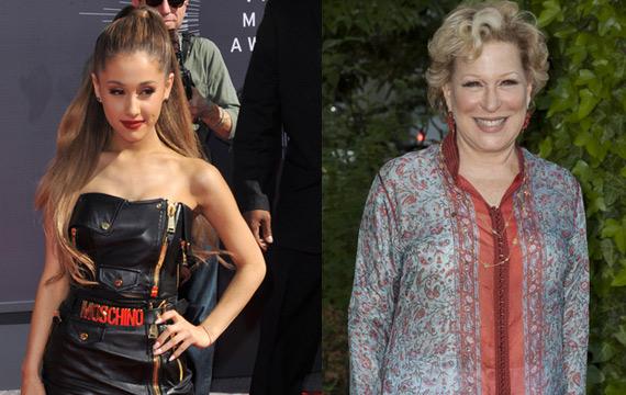 Ariana-Grande-Bette-Midler