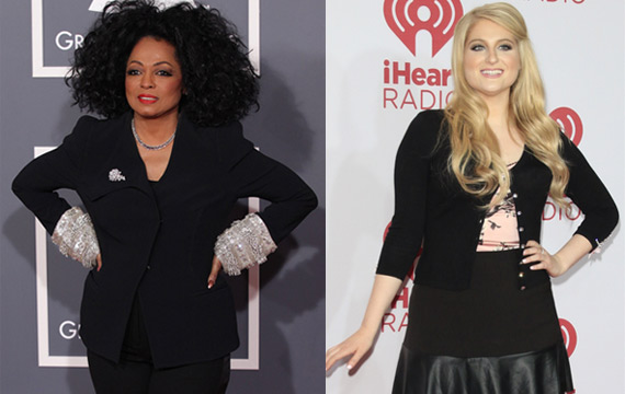 Diana-Ross-Meghan-Trainor