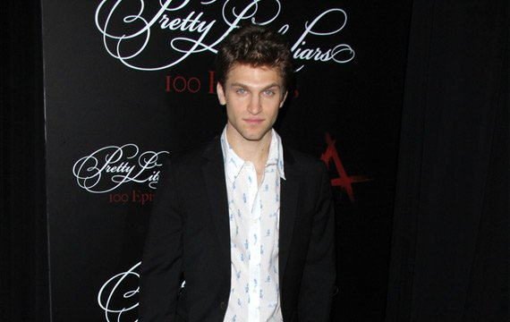 'Pretty Little Liars' Star Keegan Allen Discusses New Book 'life.love.beauty' and Teases Show's First ChristmAs Episode