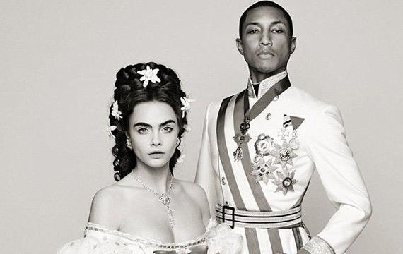 Pharrell-Cara-Delevingne