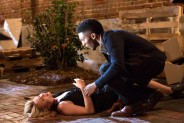 Pictured: (L-R) Leah Pipes as Cami and Yusuf Gatewood as Vincent Photo Credit: Bob Mahoney/The CW