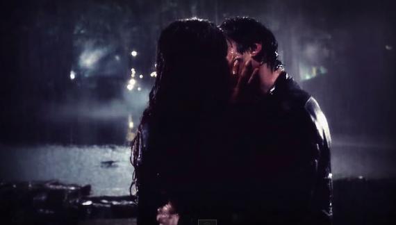 The Vampire Diaries: Delena