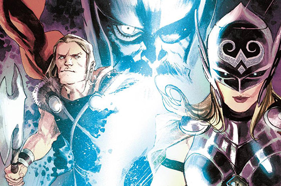 CM Punk Makes His Marvel Debut with Thor Annual #1