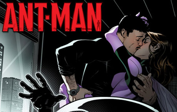 An Exclusive Look At Marvel's Ant-Man #1 Shrinking Variant