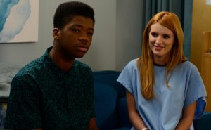 Bella Thorne on Red Band Society