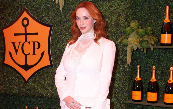 Christina Hendricks Set to Star in Showtime Pilot 'Roadies'