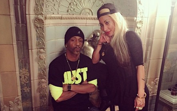 are katt williams and hazel still dating