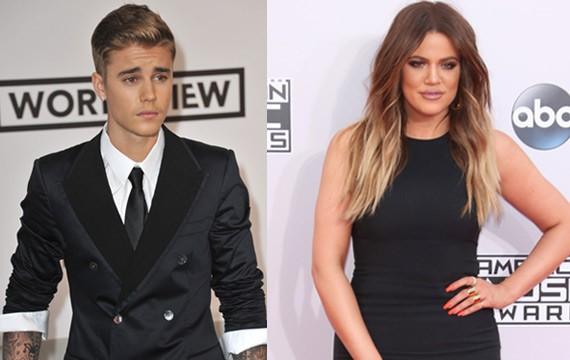Justin-Bieber-Khloe-Kardashian